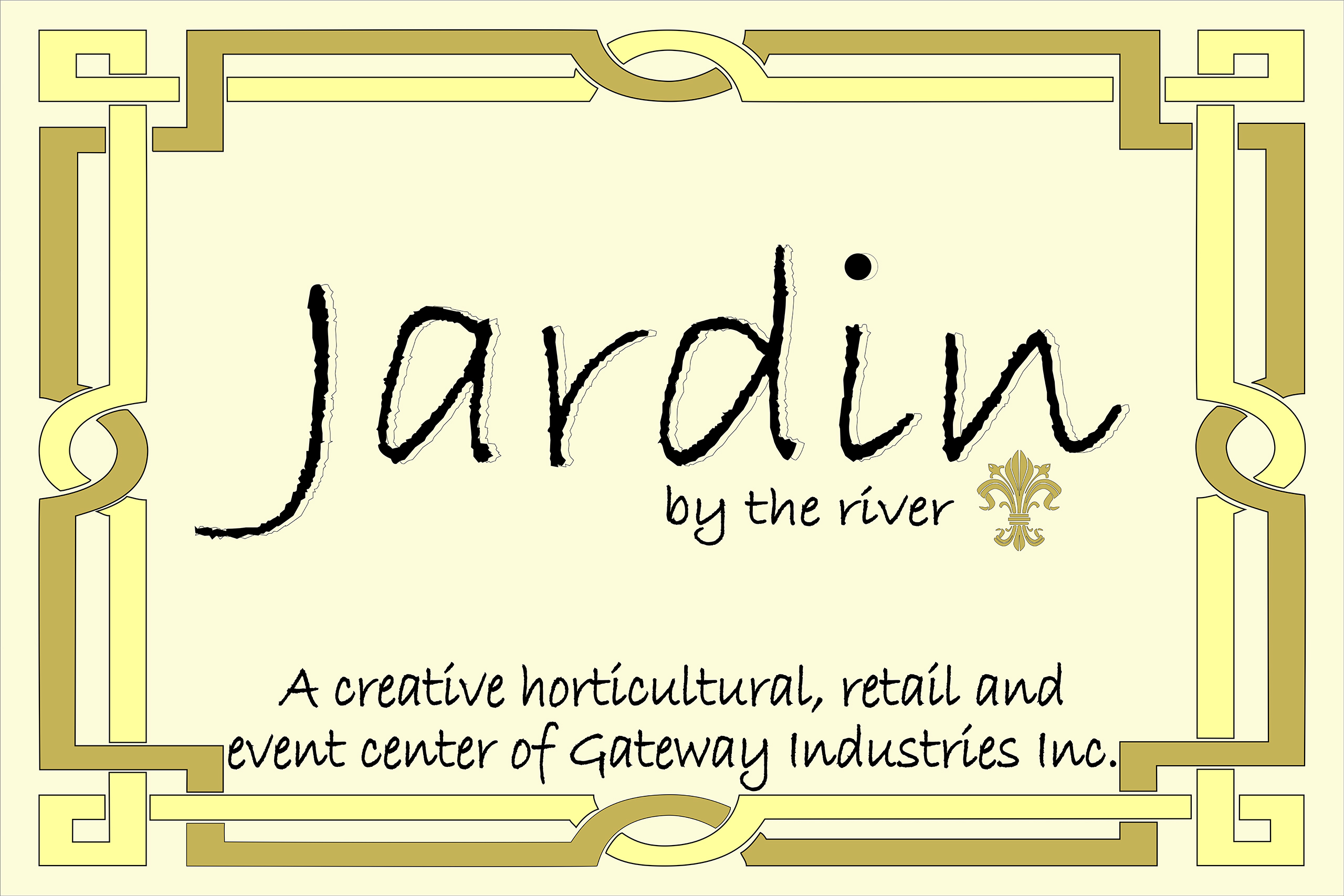 Jardin by the River | 2020